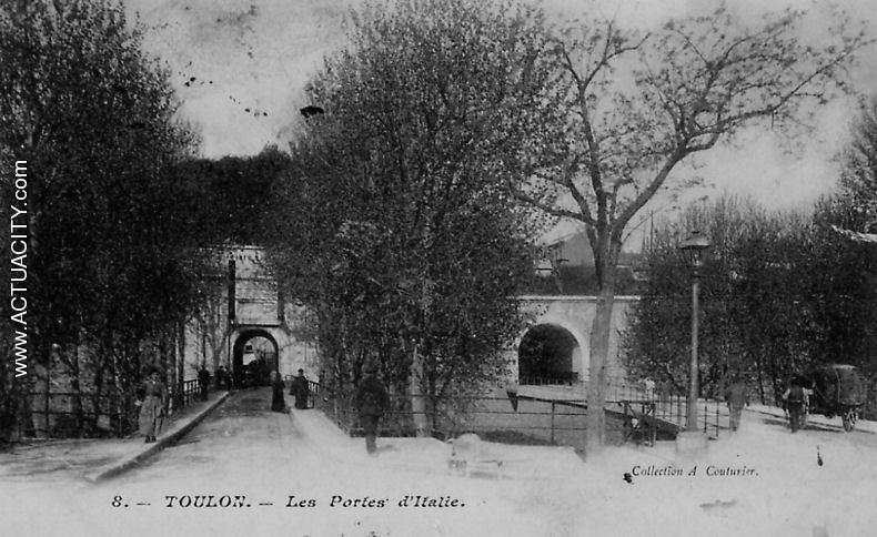 Cartes postales anciennes de toulon 83000 actuacity - Bureau de change place d italie ...