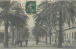 Place de la Liberté - Allée des Palmiers