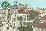 Hôtel des Postes - colorisée