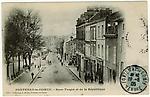 Fontenay-le-Comte - rue Turgot et de la tRépublique