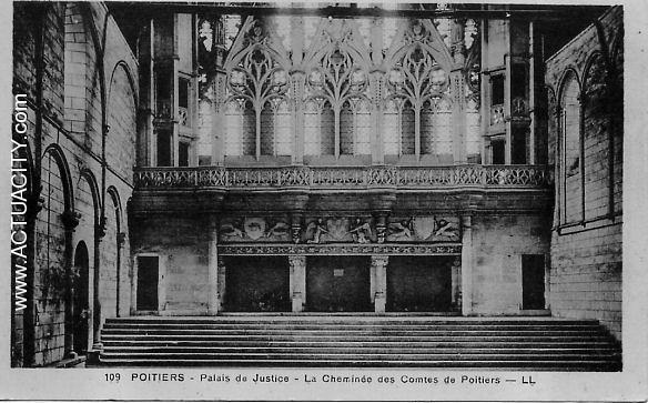 Cartes postales anciennes de poitiers 86000 actuacity for Plan de la vienne 86000