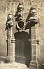 Porte de la maison historique de Joseph Philippes