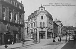 Boulevard Carnot. Angle de la Poste