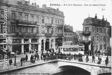 Cartes Postales Anciennes D 201 Pinal 88000 Actuacity