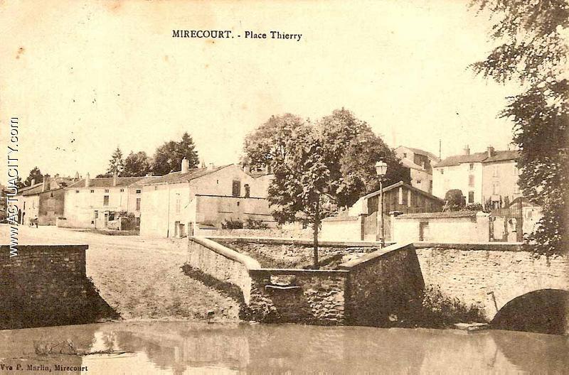 cartes postales anciennes de mirecourt 88500 actuacity