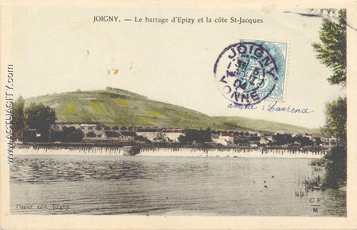 cotes saint jacques joigny