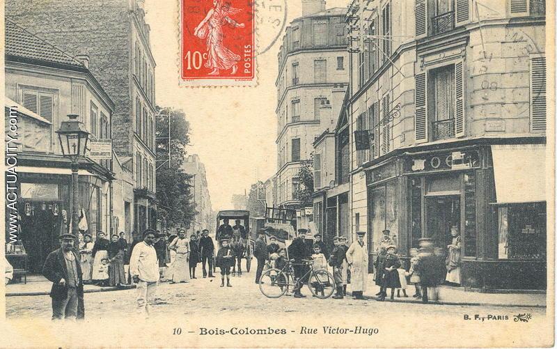 Fleuriste Bois Colombes - Cartes postales anciennes de Bois Colombes (92270) Actuacity
