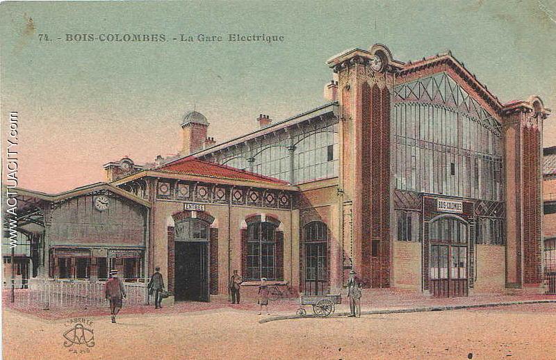 Cartes postales anciennes de BoisColombes (92270)  Actuacity ~ Auto Ecole Bois Colombes