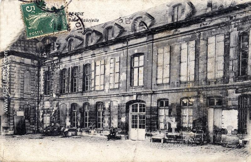 Cartes postales anciennes de courbevoie 92400 actuacity for Garage auto courbevoie