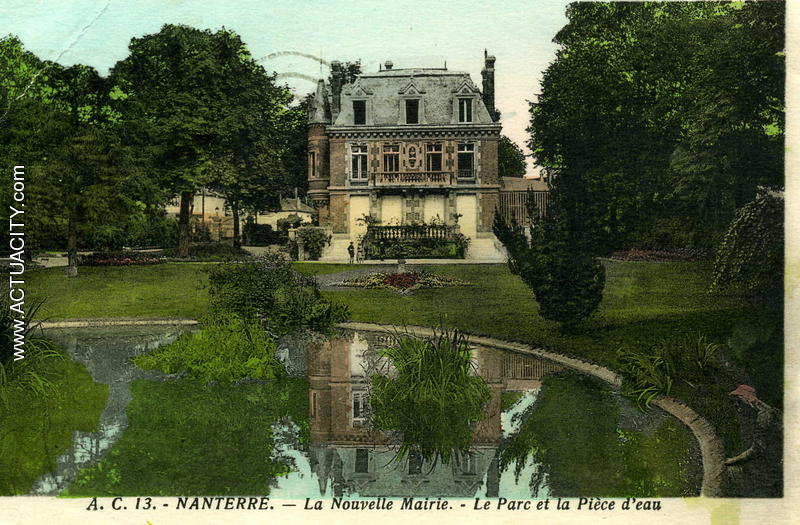 Adresse Mairie De Nanterre