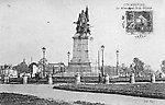 Le Monument de la Défense au Rond-point de Courbevoie [retrouvez son emplacement actuel!...] (lire M