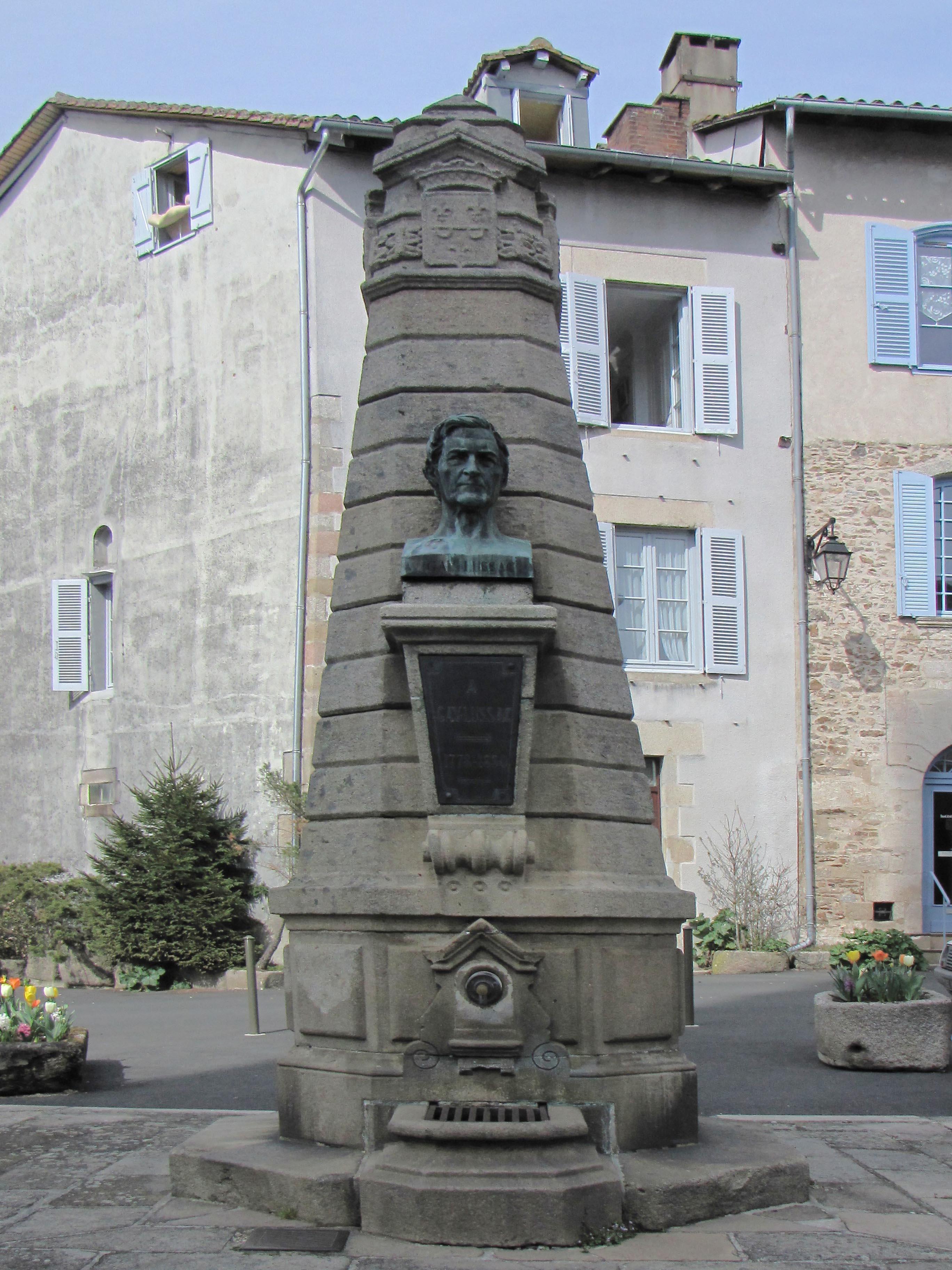 Buste de Gay Lussac
