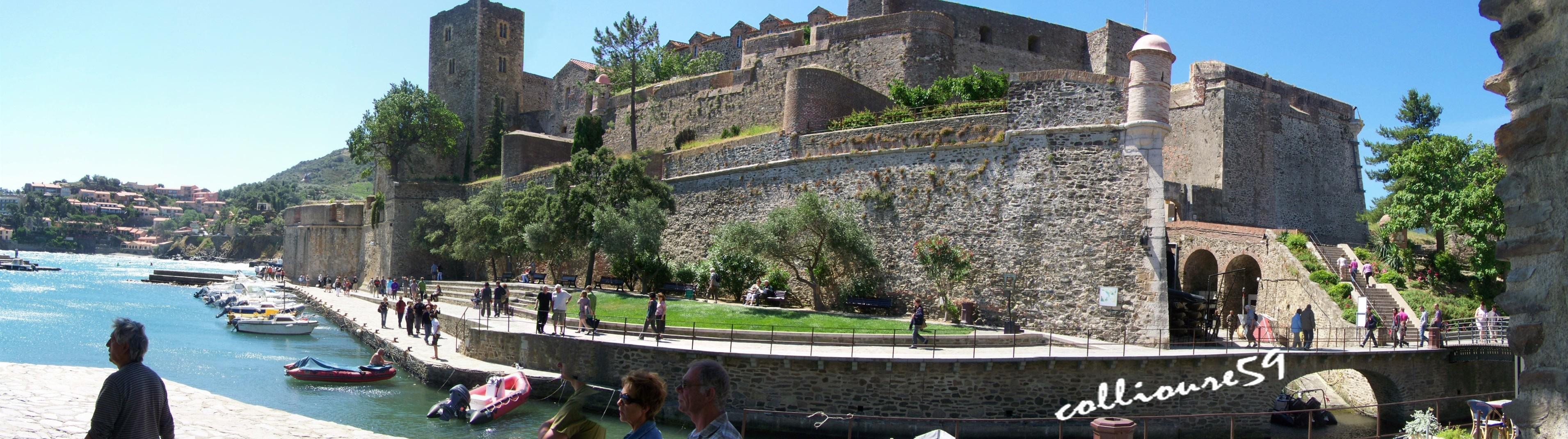 Photos de perpignan 66000 actuacity - Chateau royal collioure ...