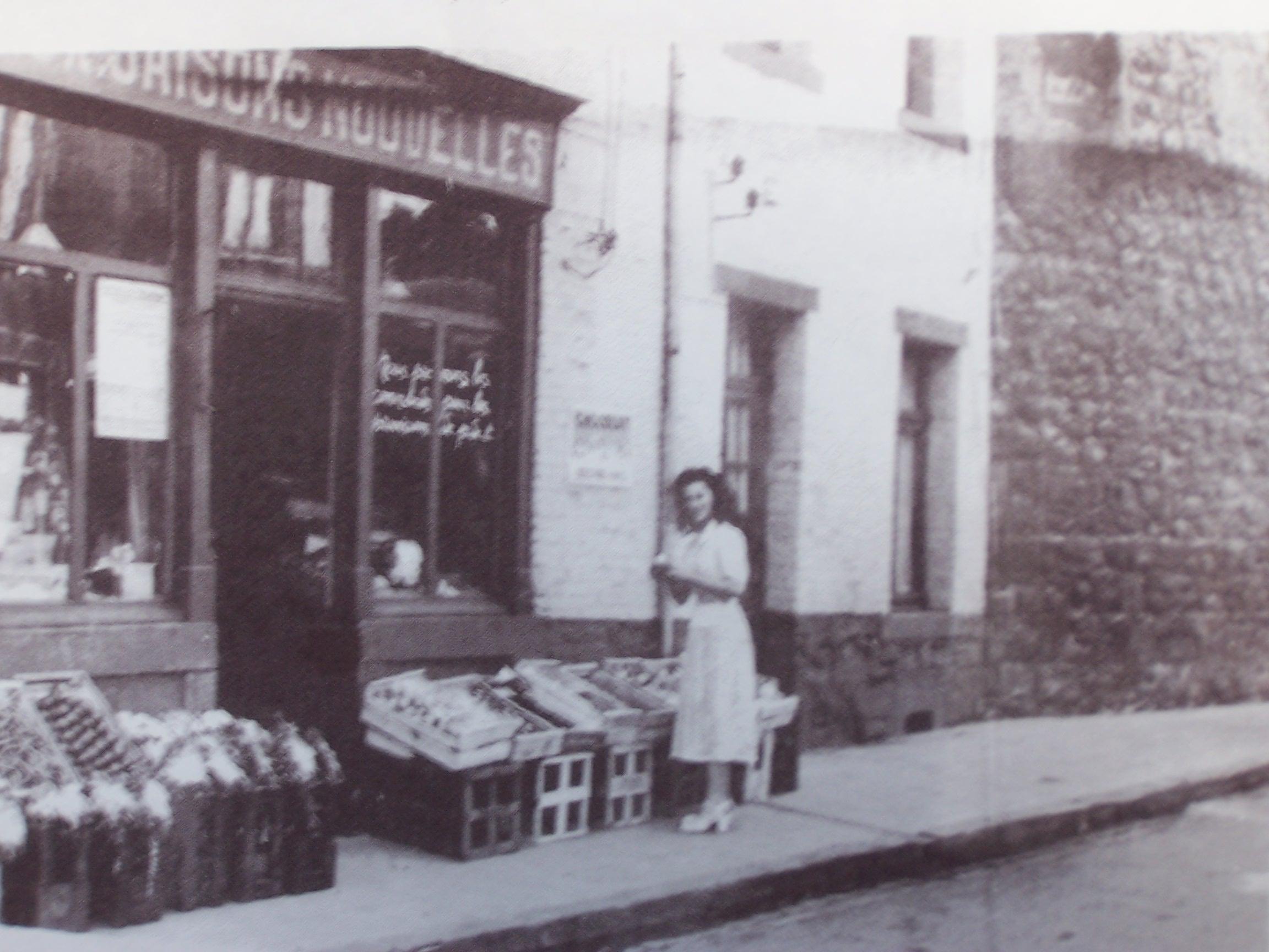 épicerie de M et Mme Debiève