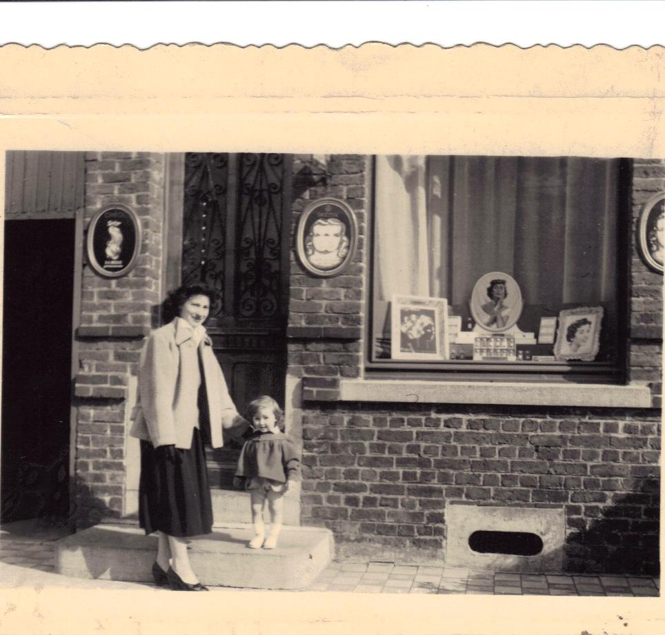 salon de coiffure de Mme Debieve Liliane