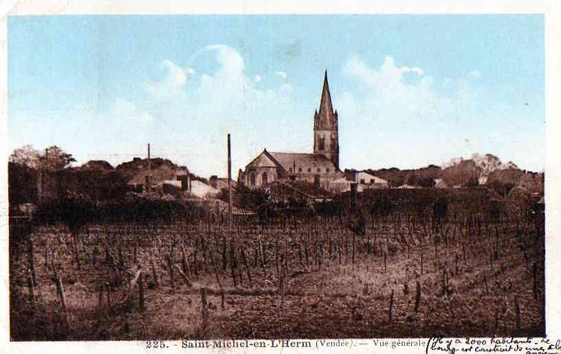 Photos De Saint-michel-en-l U0026 39 Herm  85580