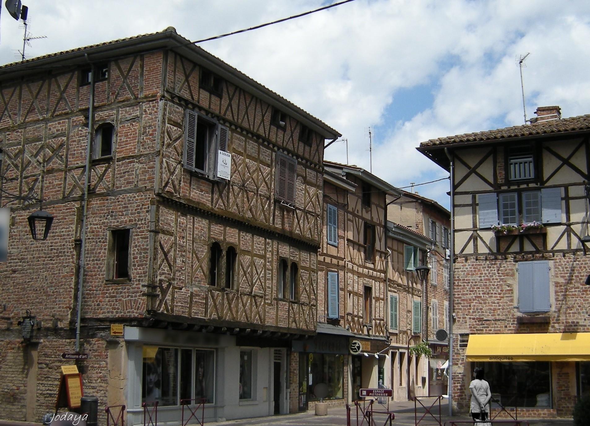 Photos de ch tillon sur chalaronne 01400 actuacity - Bureau de poste chatillon ...