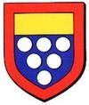 Blason et armoiries d`Arcis-sur-Aube