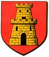 Blason et armoiries de Caen