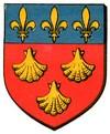Blason et armoiries d`Aurillac