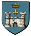 Blason et armoiries d`Angoulême