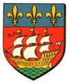 Blason et armoiries de la Rochelle