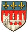 Blason et armoiries de Saintes
