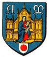 Blason et armoiries de Montpellier