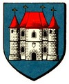Blason et armoiries de Châteauroux