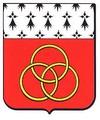 Blason et armoiries de Saint-Herblain