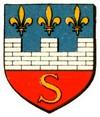 Blason et armoiries de Saumur