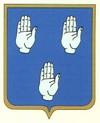 Blason et armoiries d`Écoust-Saint-Mein