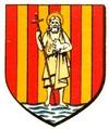 Blason et armoiries de Perpignan