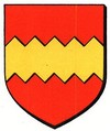 Blason et armoiries de Hohfrankenheim
