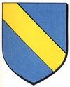 Blason et armoiries d`Obenheim