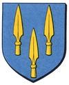 Blason et armoiries d`Ostwald