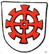 Blason et armoiries de Mulhouse