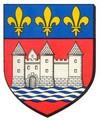 Blason et armoiries de Ch�teau-du-Loir