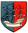 Blason et armoiries de Dieppe