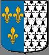 Blason et armoiries de Bourg-la-Reine