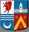 Blason et armoiries de Saint-Mand�