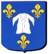Blason et armoiries d`Argenteuil
