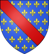Blason et armoiries de Commentry