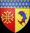 Blason et armoiries des Hautes-Alpes