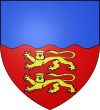 Blason et armoiries d`Hérouville-Saint-Clair