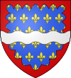 Blason et armoiries de Saint-Denis-de-Palin
