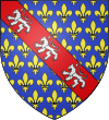 Blason et armoiries de Saint-Christophe