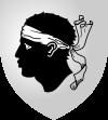 Blason et armoiries de Prunelli-di-Fiumorbo