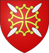 Blason et armoiries de Colomiers