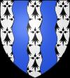 Blason et armoiries de Fougères
